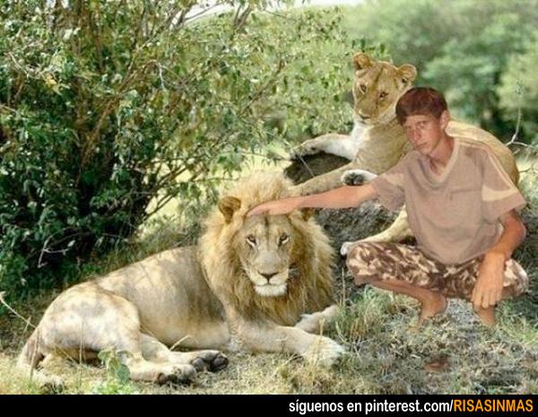 El valiente del Photoshop