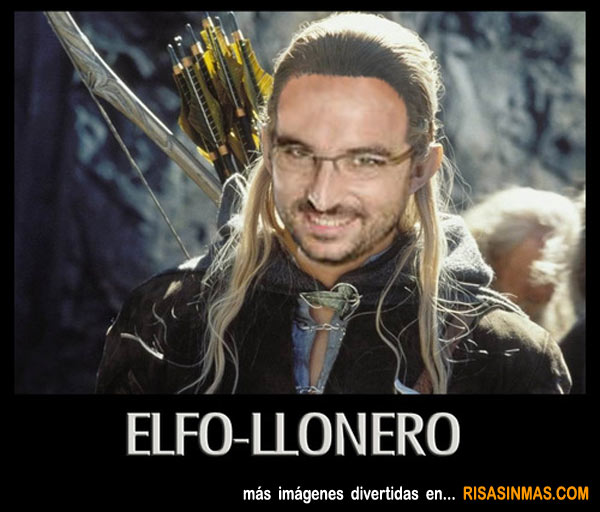 Elfo-llonero