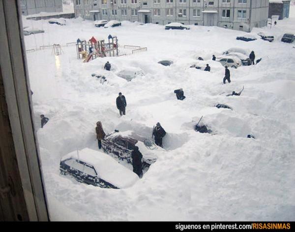 Pasatiempo en Rusia: encuentra tu coche