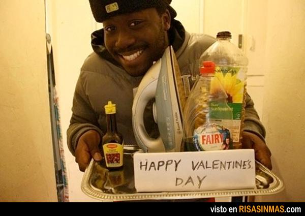 Cómo NO felicitar San Valentín