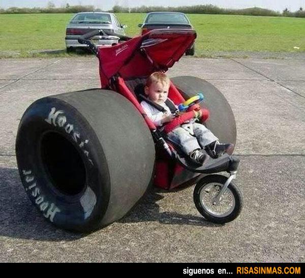Futuro campeón de Formula 1