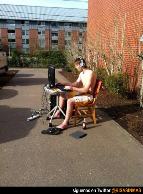 Jugando en la calle siglo XXI