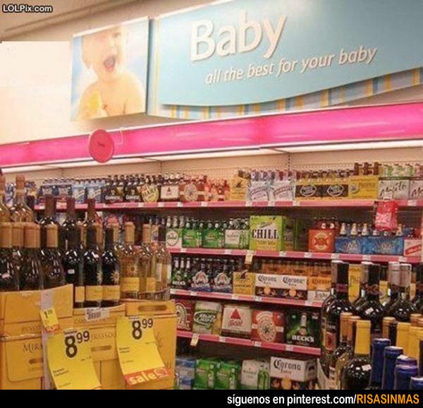 Lo mejor para tu bebé