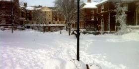 Muñecos de nieve originales: Muñeco muerto