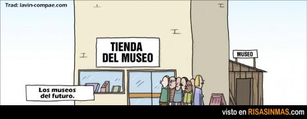 Los museos del futuro