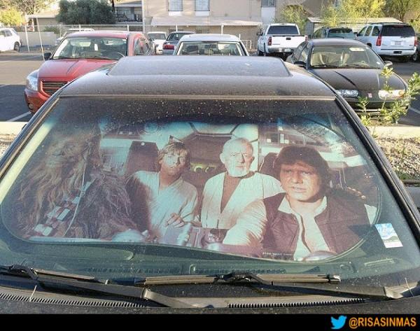 El parasol de coche que quieres tener