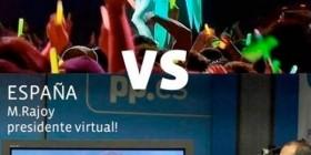 Primer presidente virtual