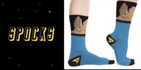 Spocks, los calcetines de moda