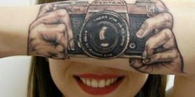 Tatuaje (que se pasa de) original
