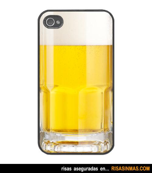 Fundas originales para iPhone: Jarra de cerveza
