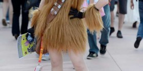 La novia de Chewbacca
