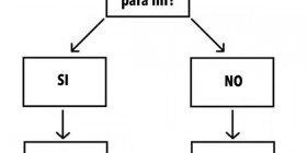 Árbol de decisiones de un gato
