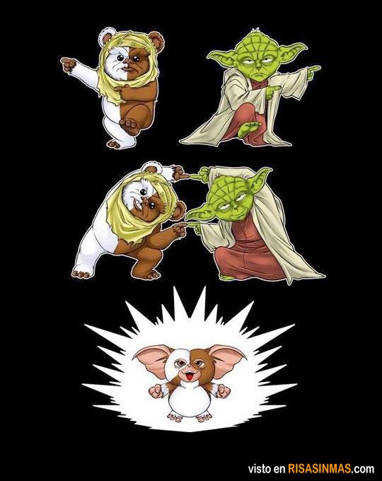 Así nacieron los Gremlins