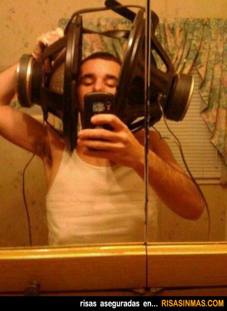 Los auriculares más grandes del mundo