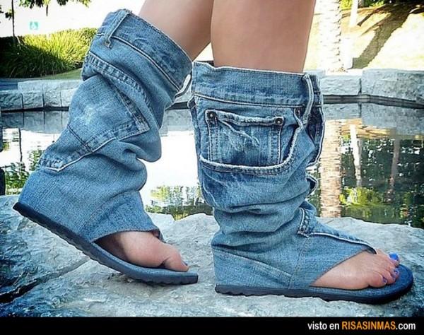 Llegan las botachanclas