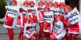Disfraces originales: Frenadol Complex