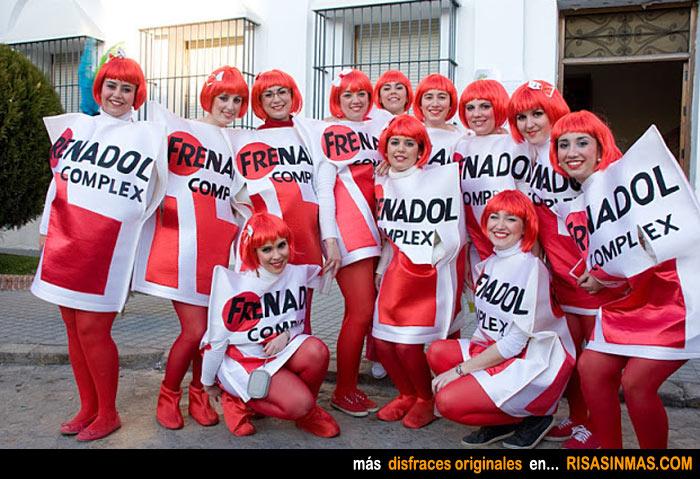 Disfraces originales frenadol complex - Disfraces carnaval original ...