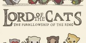 El señor de los gatos