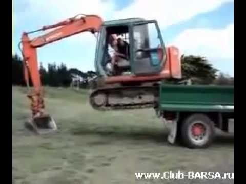 Experto en excavadoras