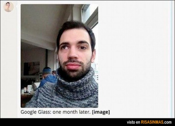 Google Glass un mes después