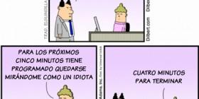 La agenda del jefe
