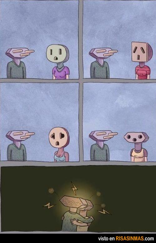 La pareja ideal