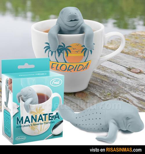 Manatea, tú también tomarás té