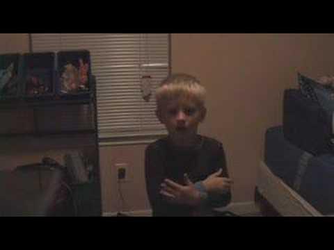 Niño fan de Britney Spears