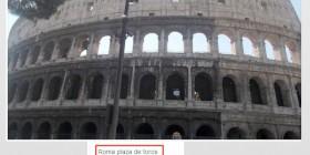 Plaza de toros de Roma