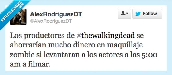 Ahorrando en The Walking Dead