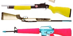Armas estilo choni