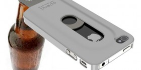 Fundas originales para iPhone: abrebotellas