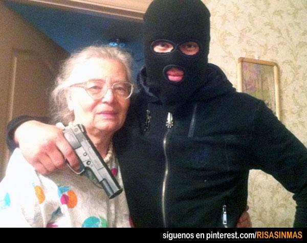 Una abuela siempre estará a tu lado
