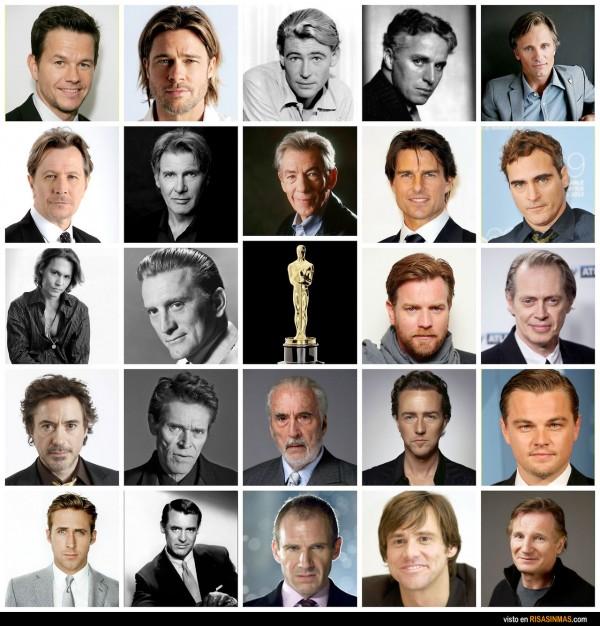 ¿Dónde está mi Oscar?