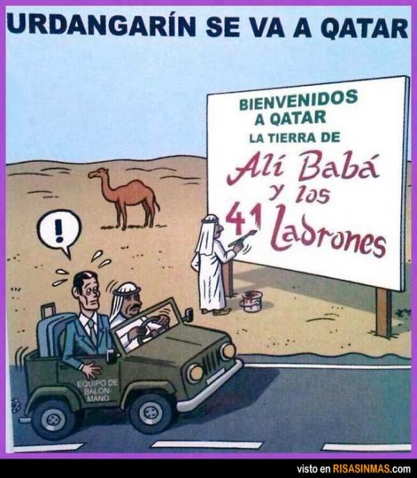 Alí Babá y los 41 ladrones