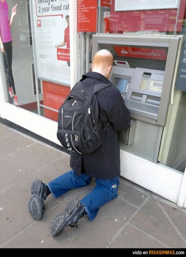Así nos tienen los bancos