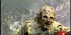 Broma del monstruo del agua
