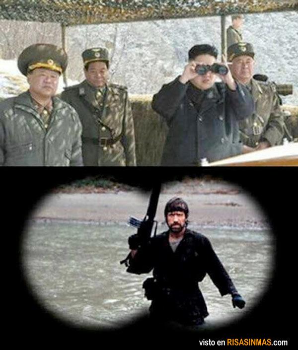 Comienza la guerra Corea del Norte contra EEUU