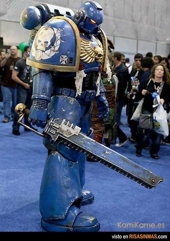 El cosplay del año