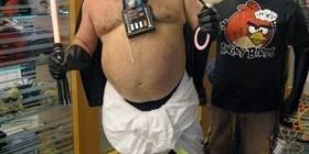 Darth Vader como nunca lo habías visto