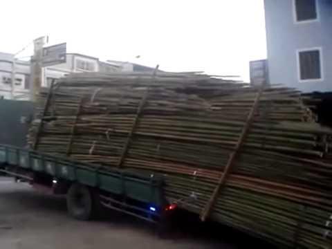 Descargando un camión en segundos