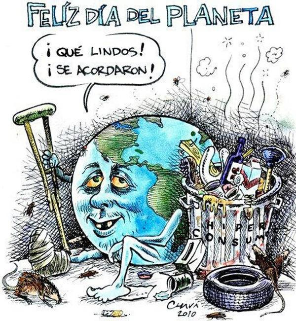Día de la tierra 2013