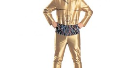 Disfraces originales: C3PO