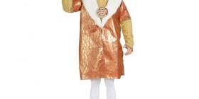 Disfraces originales: Rey de Burger King