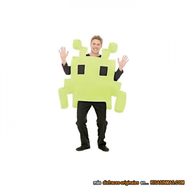 Disfraces originales: Space Invader