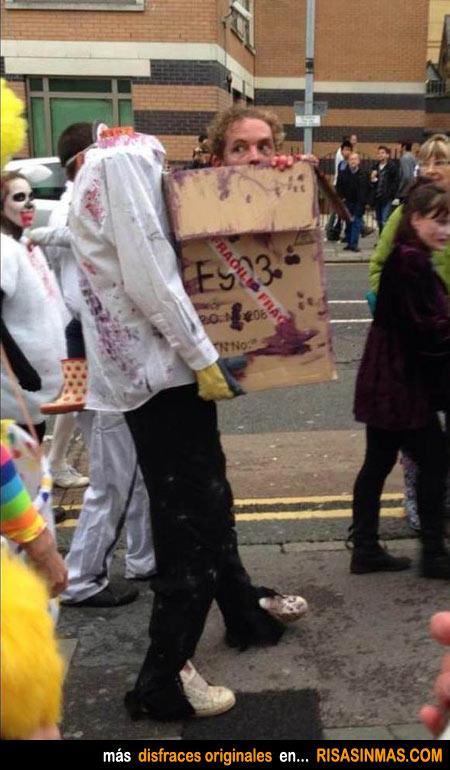 Disfraces originales: Muerto viviente