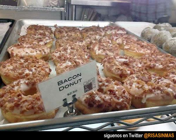 Nuevo sabor de donuts