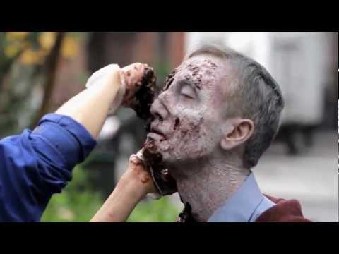 Experimento Zombie en Nueva York