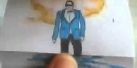 Flipbook de Oppa Gangnam Style