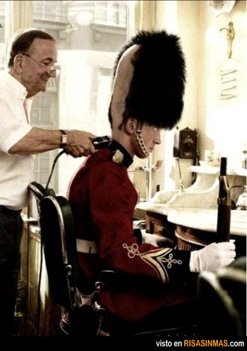 La verdad sobre la Guardia Real de Londres